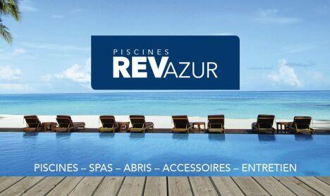 """Piscines Revazur à La Creche<span class=""""normal italic petit"""">© Piscines Revazur</span>"""
