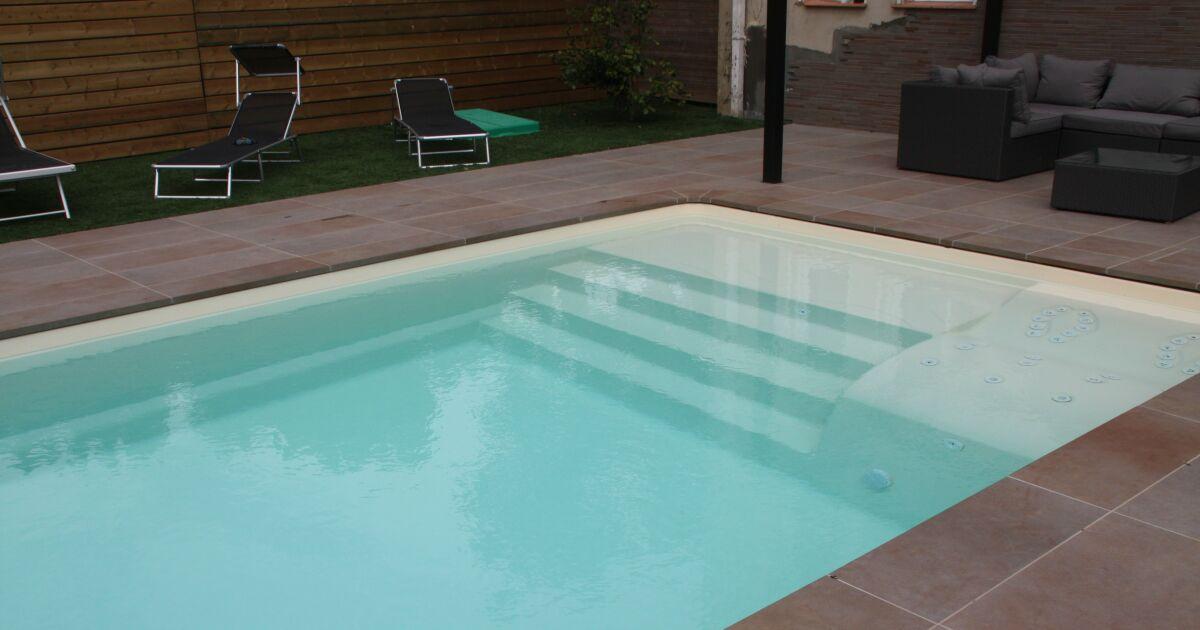 Piscines tendances saint marcel l s valence pisciniste for Tendance piscine