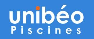 Logo Piscines Unibéo