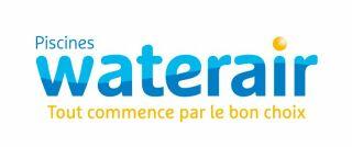 Logo Piscines Waterair
