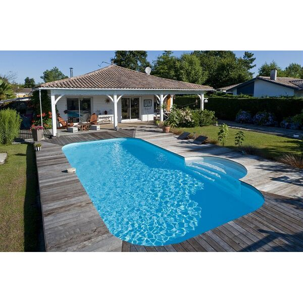 Piscines waterair en haute loire le puy en velay for Modele piscine