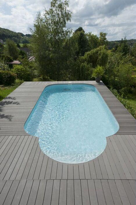 Piscines waterair dans l 39 indre ch teauroux pisciniste for Prix piscine waterair barbara