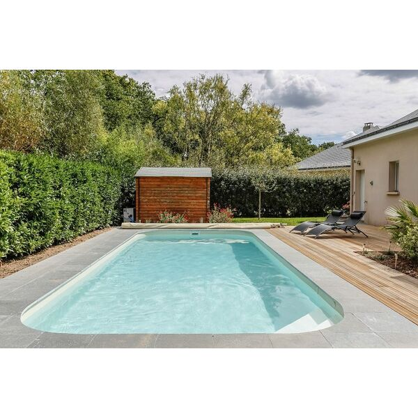Waterair accessoires free piscine waterair cline avec for Prix piscine waterair barbara