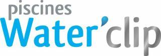 Logo Piscines Waterclip