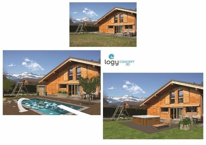 Pisciniers, modélisez vos projets avec Logyconcept 3D, l'outil d'aide à la vente pour les professionnels de la piscine.
