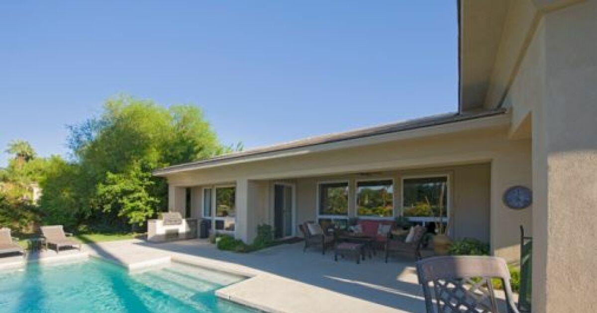 Placement immobilier l achat d une maison avec piscine for Achat dune maison