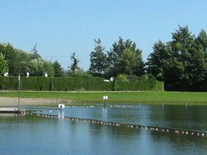 Plan d'eau à Erstein
