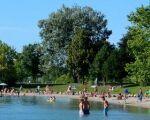 Plan d'eau à Reichstett