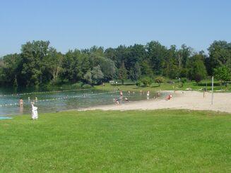Plan d'eau Le Staedly à Roeschwoog