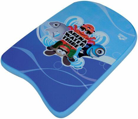 """Planche de natation enfant en mousse, motis animaux marins<span class=""""normal italic petit"""">© Arena</span>"""