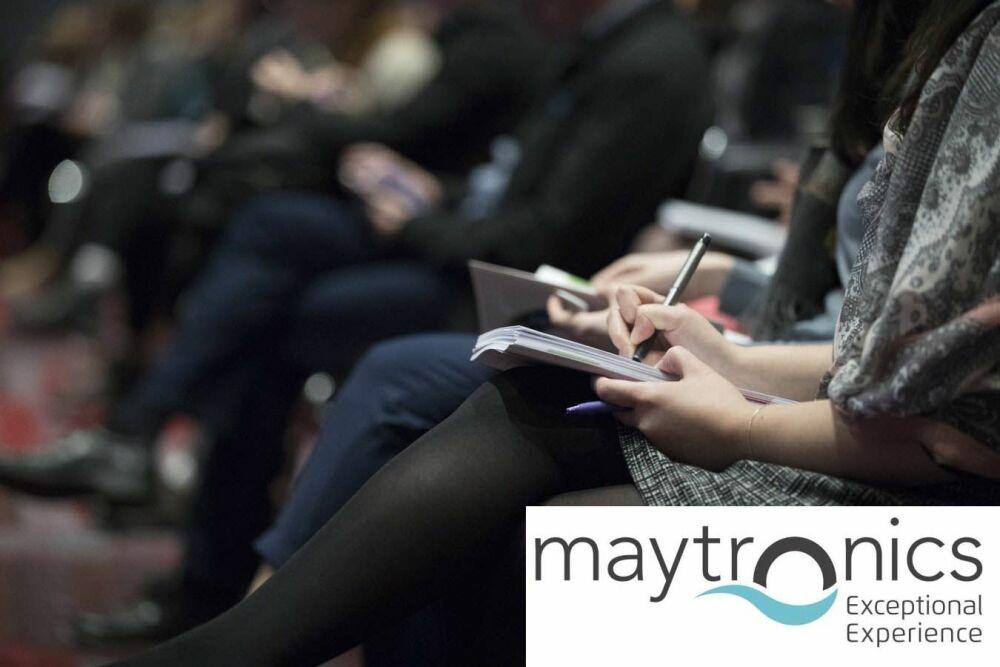 Planning des formations Maytronics© Maytronics