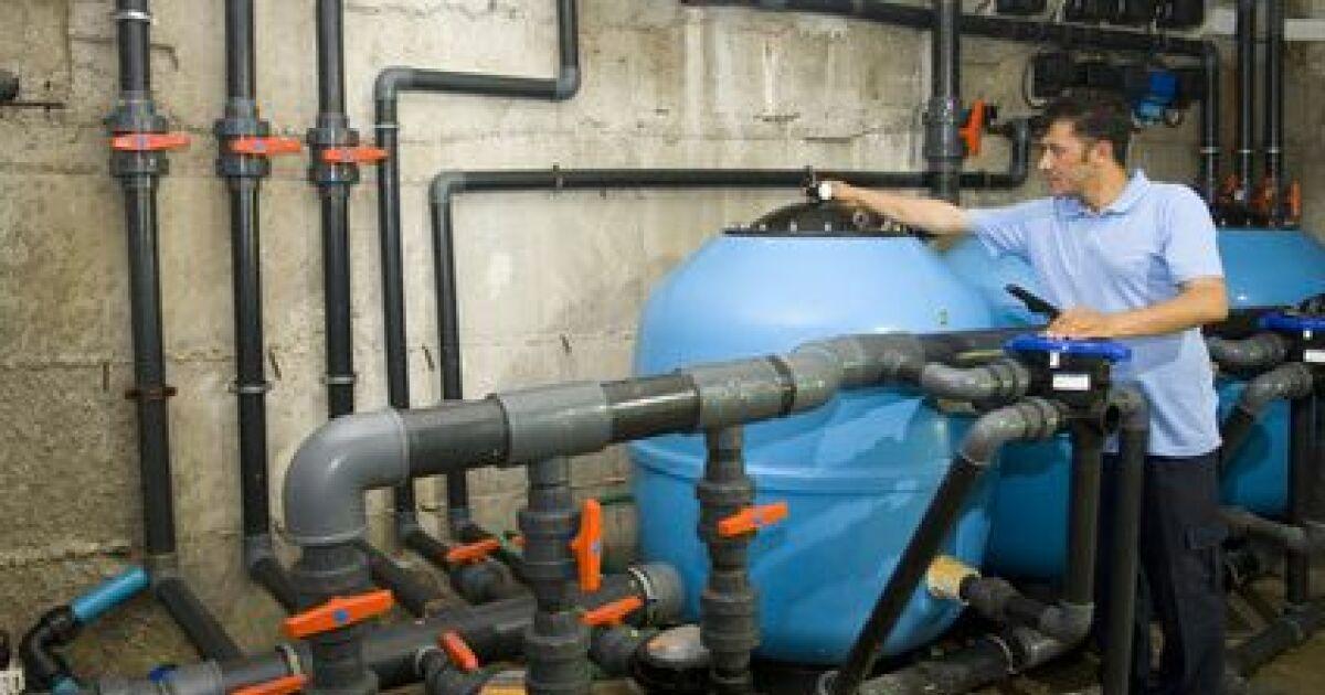 la plomberie d 39 une piscine tuyaux et raccordements