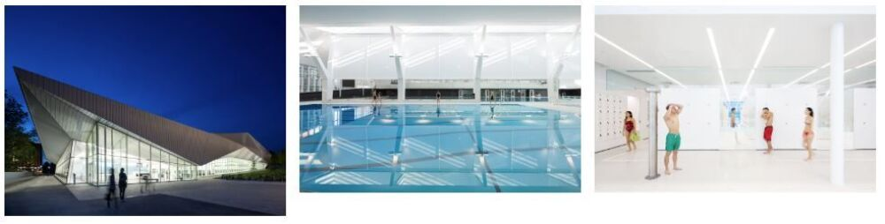 Plus belle piscine municipale - 3ème place© Ema Peter