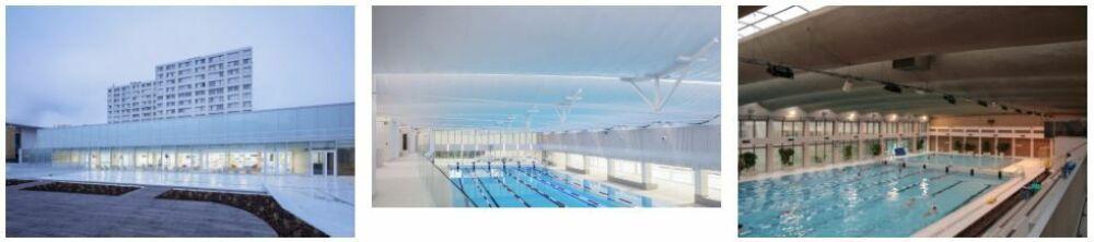 Plus belle piscine rénovée - 3ème place© Guillaume Guerin