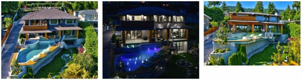 Plus belle piscine résidentielle - 1ère place© Aloha Pools Ltd.