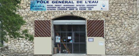 """Pole General De L'Eau à Roquefort-la-Bédoule<span class=""""normal italic petit"""">© Pole General De L'Eau</span>"""