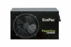 La pompe à chaleur EcoPac Powerline présente un excellent rapport qualité/prix.