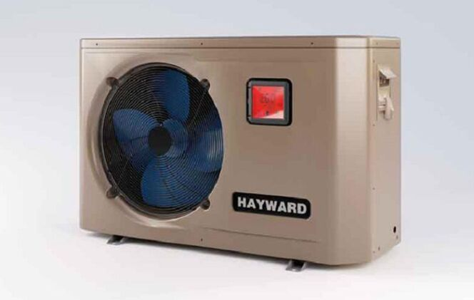 """Pompe à chaleur Energy Line Pro<span class=""""normal italic petit"""">© Hayward</span>"""