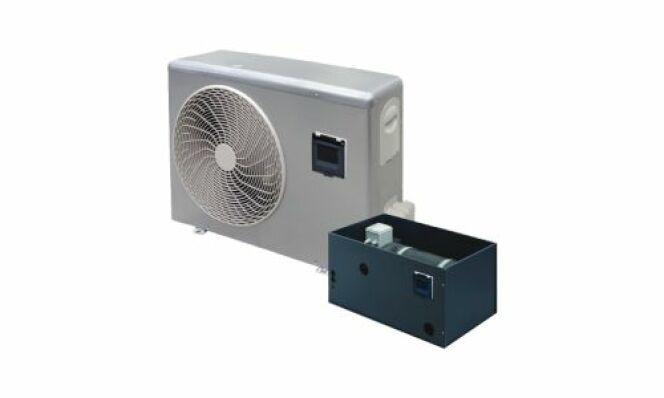 Pompe à chaleur gamme SPLIT