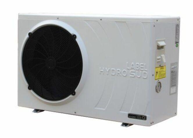Pompe chaleur pour piscine label hydro sud for Pompe a chaleur piscine 25m3