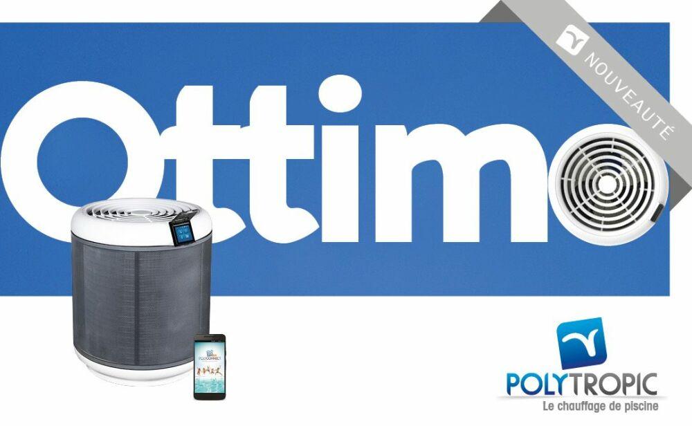 Pompe à chaleur Ottimo, nouveauté Polytropic 2020© Polytropic