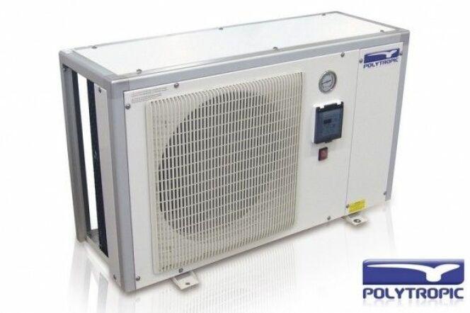 Pompe à chaleur polytropic