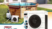 Pompe à chaleur Poolex Nano Action de Poolstar pour les piscines hors-sol