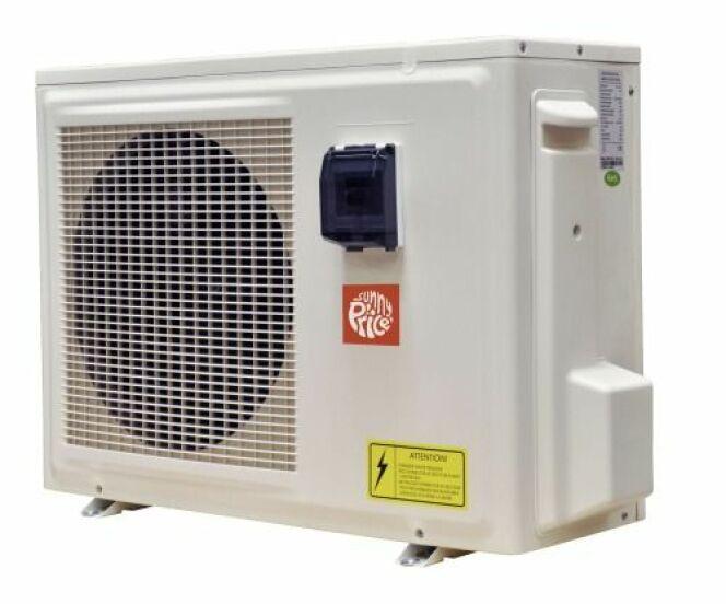 Pompe à chaleur pour piscine Sunny Price - modèle SP9M