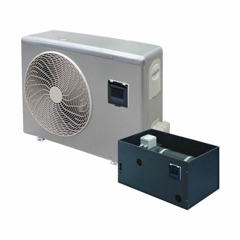 """Pompe à chaleur SPLIT, par GECO<span class=""""normal italic petit"""">© GECO</span>"""
