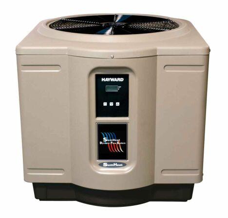 La pompe à chaleur Sumheat est idéale pour les grands bassins.