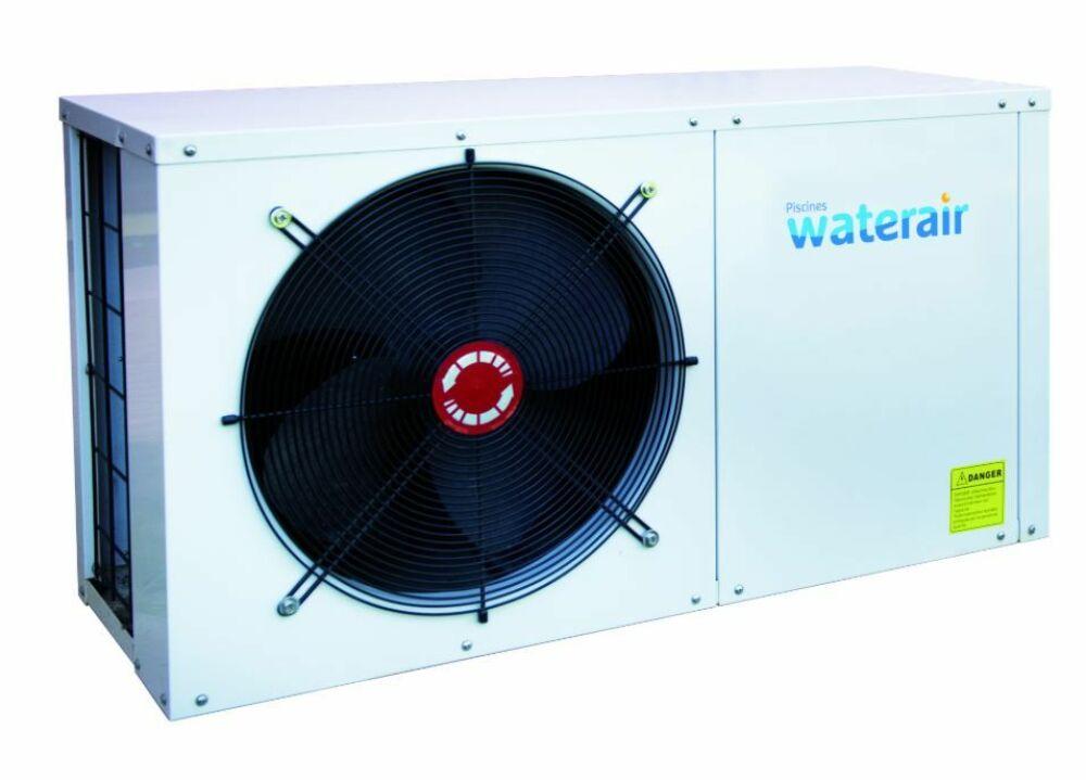 Pompe à chaleur Waterair© Piscines Waterair