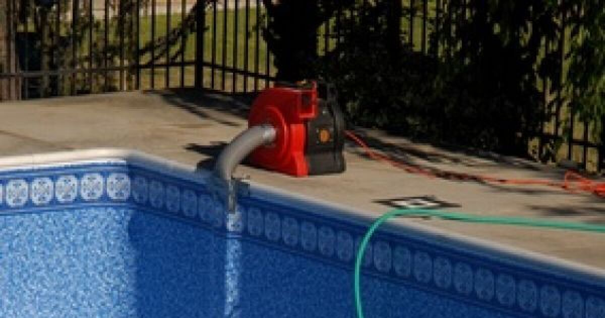 Pompe d vacuation d eau for Calcium plus pour piscine