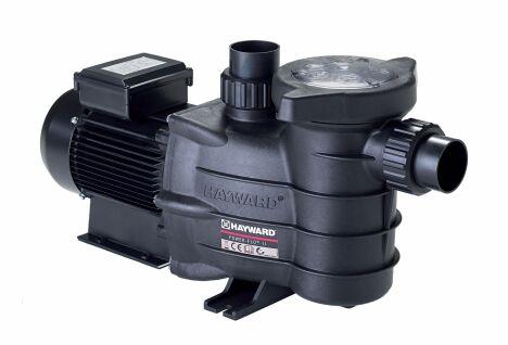 La pompe Power Flo II de Hayward est spécialement adaptée pour les petits bassins et les piscines hors-sol.