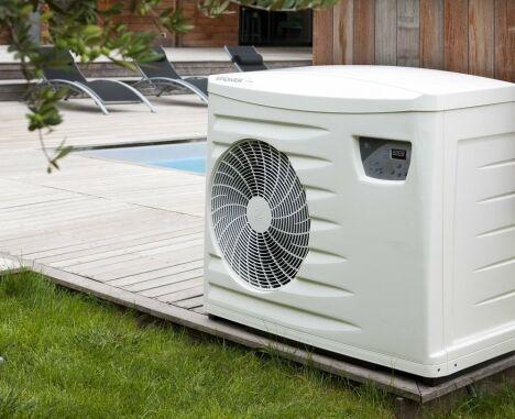 Pompe chaleur pac piscines powerfirst premium zodiac - Pompe a chaleur piscine triphase ...