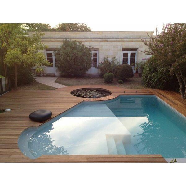 Poolclean piscines carbon blanc carbon blanc for Accessoire piscine professionnel