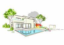 Pool Fire Protect : votre piscine vous protège des incendies