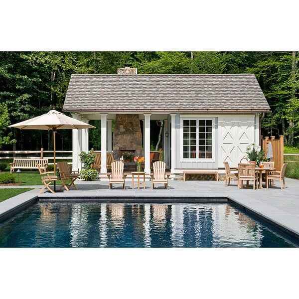 pool house design les plus beaux pool house de piscine. Black Bedroom Furniture Sets. Home Design Ideas