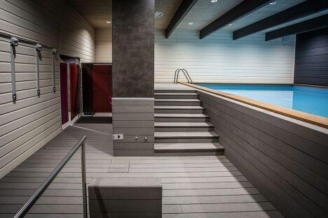 "Pool Sport à Lagord<span class=""normal italic petit"">DR</span>"