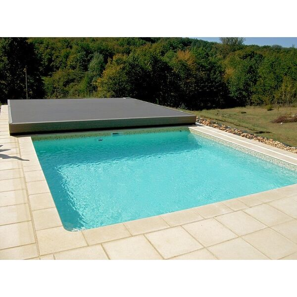 awesome abri piscine azenco 13 pooldeck par azenco 1. Black Bedroom Furniture Sets. Home Design Ideas