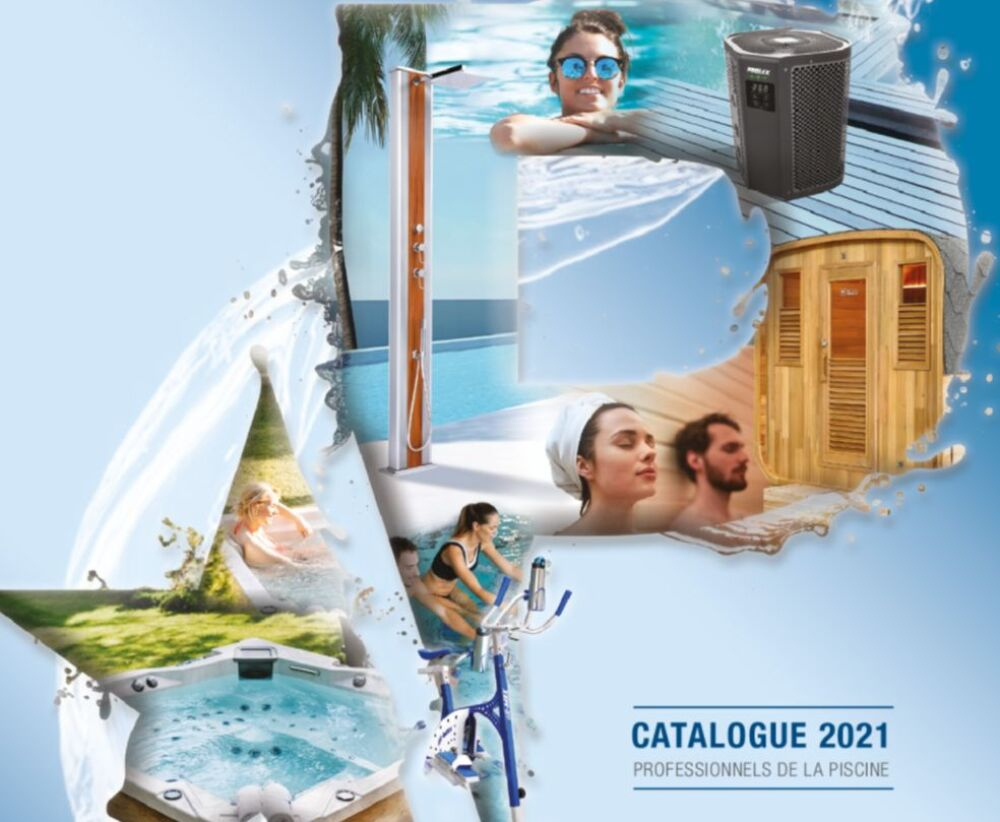 Poolstar : découvrez le catalogue 2021© Poolstar
