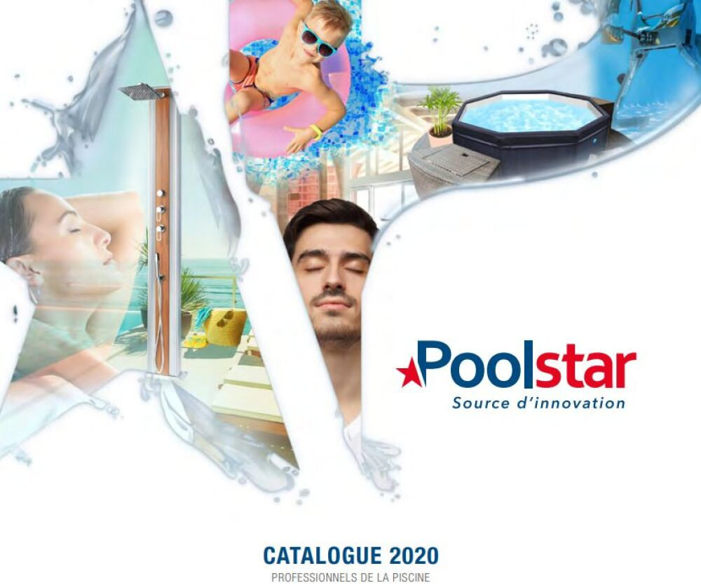 Poolstar dévoile son catalogue 2020  © Poolstar