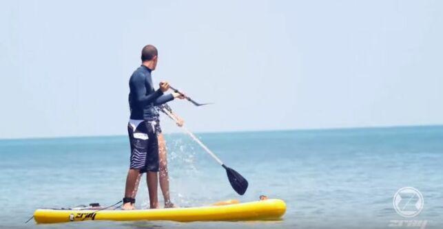 Poolstar étoffe son offre de Stand Up Paddle