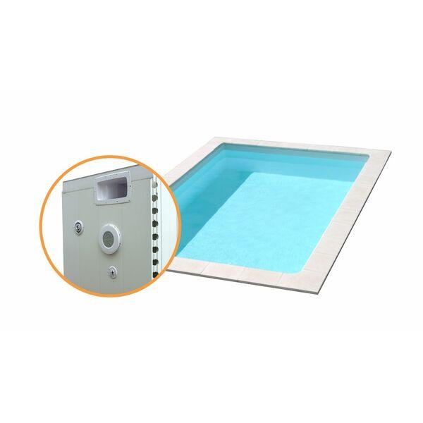 Pooly une piscine avec filtration int gr e par piscines for Piscines dugain