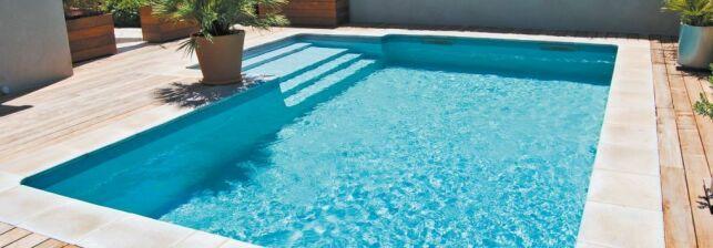 Port-Pin : une piscine coque personnalisable par Génération Piscine