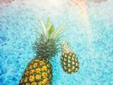 Poser de la mosaïque de piscine