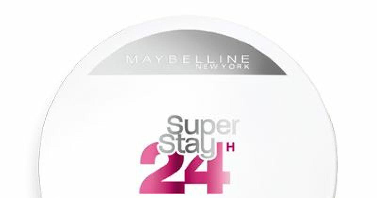 poudre waterproof superstay 24h de gemey maybelline. Black Bedroom Furniture Sets. Home Design Ideas