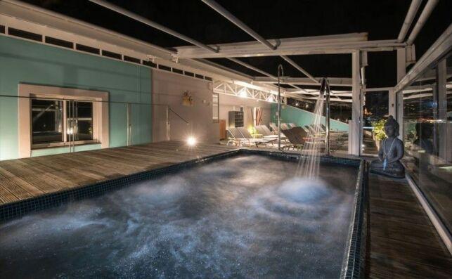 Prana Spa de l'hôtel Riva à Menton