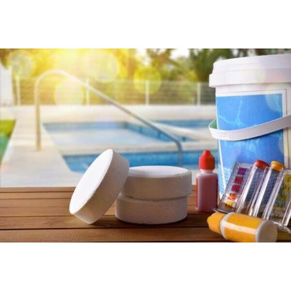 Pr cautions d 39 emploi des produits de piscine for Aquafab produits de piscine