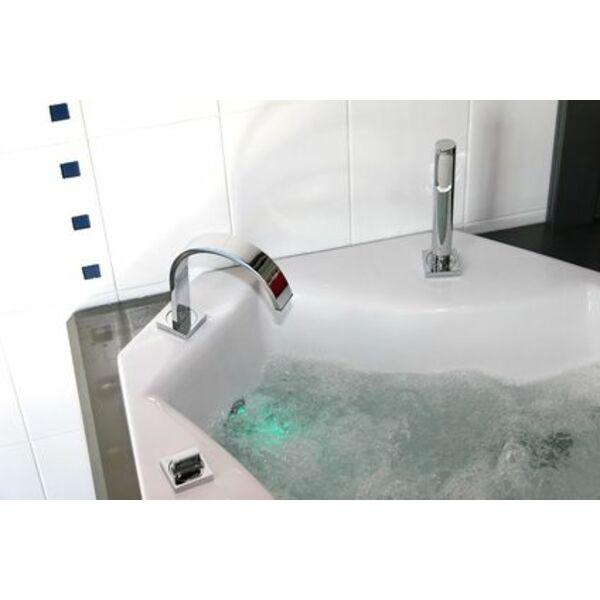 la baignoire de baln oth rapie un quipement de bien tre pour sa salle de bain. Black Bedroom Furniture Sets. Home Design Ideas