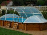 Le prix d'un abri de piscine hors-sol : les différents tarifs